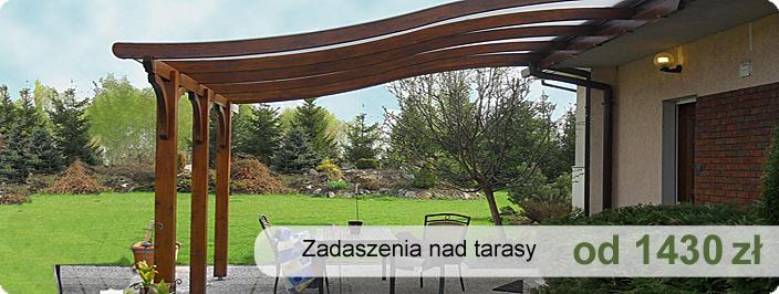 Altany Pergole Tarasy Wiaty Garaże Producent